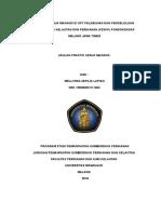 Proposal a Menuju Fix Jilid 2