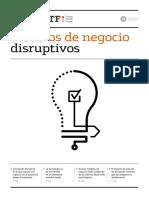Modelos Negocio Disruptivos Informe 2