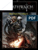 Deathwatch - The Emperor's Angels (8!10!2018)
