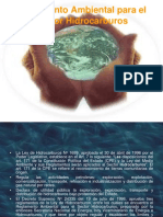reglamento para el sector de hidrocarburos