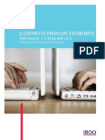 IFRS Illustrative Financial Statements Dec 2015