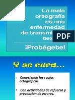 Nociones Basicas de Ortografía