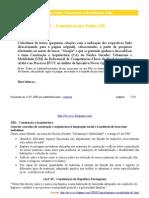 (UM) - DR1 - Construção e Arquitectura (CA)
