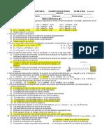 Unah-Vs II Periodo 2018 Examen Oscilaciones - Examen b