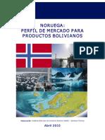 Perfil Acceso Mercado Noruega