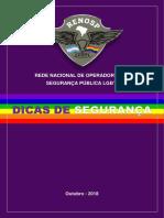 Dicas de Segurança Para Pessoas LGBTIs