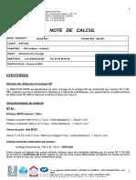 Note de calcul_longerons