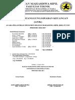 Surat Keluar IMS Undangan Dan Peminjaman