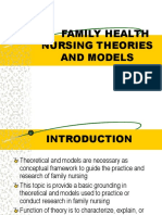 1. e. Family Health Nursing Theories and Models