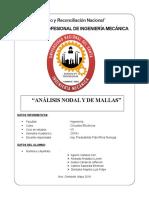 Análisis Nodal y de Mallas