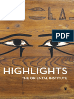 Oriental Institute Misc-highlights