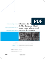 investigación materiales de construcción