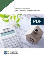 OECD/INFE International Survey of G20/OECD INFE CORE COMPETENCIES FRAMEWORK ON FINANCIAL LITERACY FOR ADULT S Adult Financial Literacy Competencies