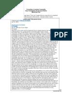 ETEC 530 Participation Rubric Meritorious Post Module A