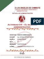 Actividad 04 - El Silencio Administrativo