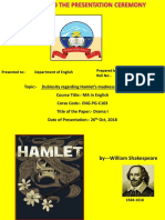 Presentation (Drama)