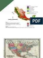 Mapas Del Medio Ambiente de México