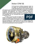 Motor CFM 56