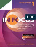 1in Focus 1 Student s Book