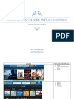 screenshots cinepolis