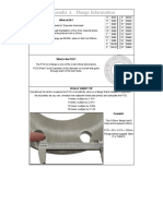 Calculation of PCD of Flange