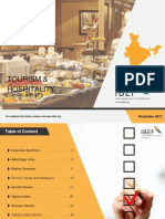 Tourism and Hospitality November 2017