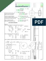 Filled Composite Column
