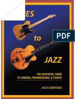 Blues to Jazz_ the Essential Gu - Jack Eskridge