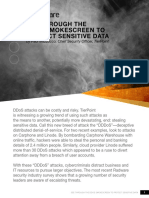 Radware DDoS Smokescreen