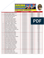 RESULTADOS DEL PRIMER GRADO - COREMA 2018 (INTERNO)