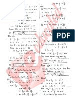 Important Notes of 11th Class Maths Expercise 6.10