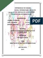 Ambitos de La Educacion Preescolar Corregido (1)