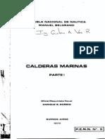 Atlas de Calderas Marinas I