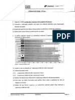 FA - 1 Teste CF - Doenças