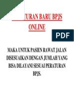 PERATURAN BARU BPJS ONLINE.docx