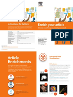 Brochure Enrich Your Article
