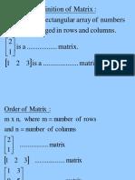 Matrix 2.1 Student Version (1)