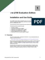 z/VM installation guide