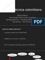 Norma técnica Colombiana