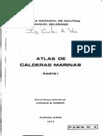 Atlas de Calderas Marinas II