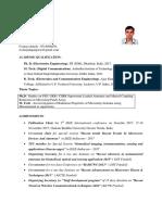 Deepak Gangwar CV1