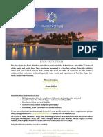 Job Advertisement - Room Attendant291018