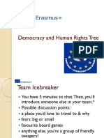 Democracy and Human Rights Tree
