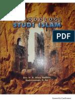 Final Buku Metodologi Studi Islam