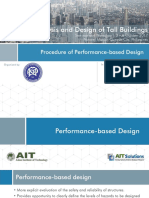 Day 1-4 Procedure of Performance-based Design
