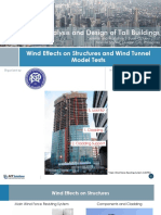 Day 1-5 Wind Effects on Buildings and Structures and Wind Tunnel