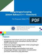 04 KU1072 Pengulangan CPP Flowchart 130915