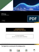 SAP_Intelligent Enterprise Strategy Overview - May 2018 v2.8 Distribution