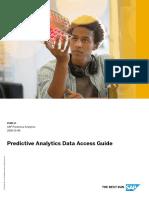 Predictive Analytics Data Access Guide