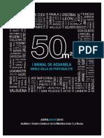 50m2 Bienal Acuarela Portugalete
